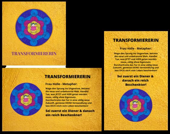 TRANSFORMIERERIN